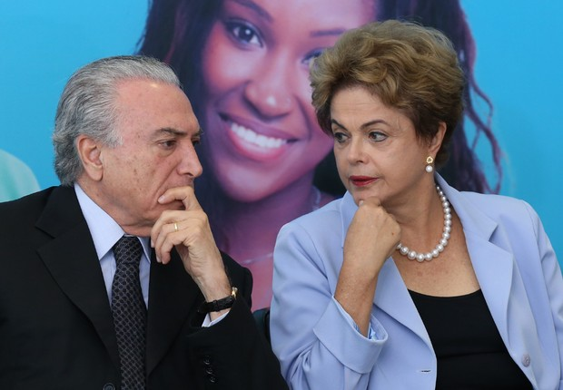 Michel Temer e Dilma Rousseff (Foto: Lula Marques/Agência PT)