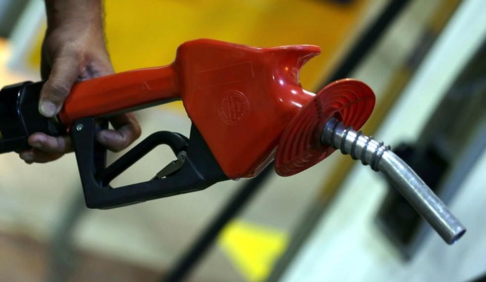 Gasolina (Foto: Reuters)