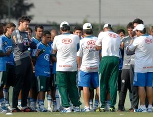 Gilson Kleina Palmeiras treino (Foto: Mauro Horita/AGIF/Agência Estado)