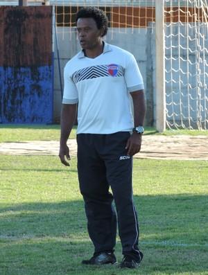 André Oliveira preparador físico Grêmio Prudente (Foto: Ronaldo Nascimento / GloboEsporte.com)