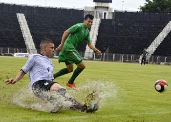 Inter de Limeira x Guarani jogo-treino (Foto: Luis Cardoso / Guarani Press)