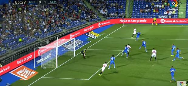BLOG: De calcanhar: assista ao primeiro gol de Ganso neste Campeonato Espanhol