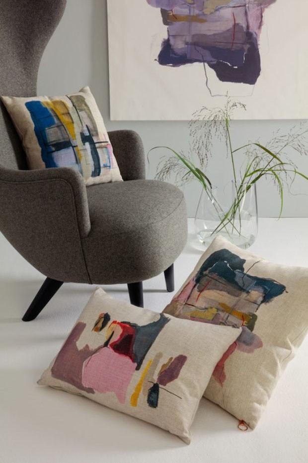 Conheça as novidades da Super Texture, coleção de tecidos de Tom Dixon (Foto: Divulgação)