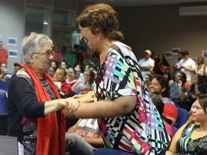 Ex-deputada Isabel cristian morreu nesta quarta-feira (22) em Petrolina (Foto: Reprodução/TV Grande Rio)
