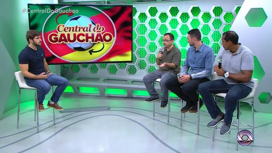 Central do Gauchão analisa quartas e projeta Cruzeiro-RS x Inter; assista