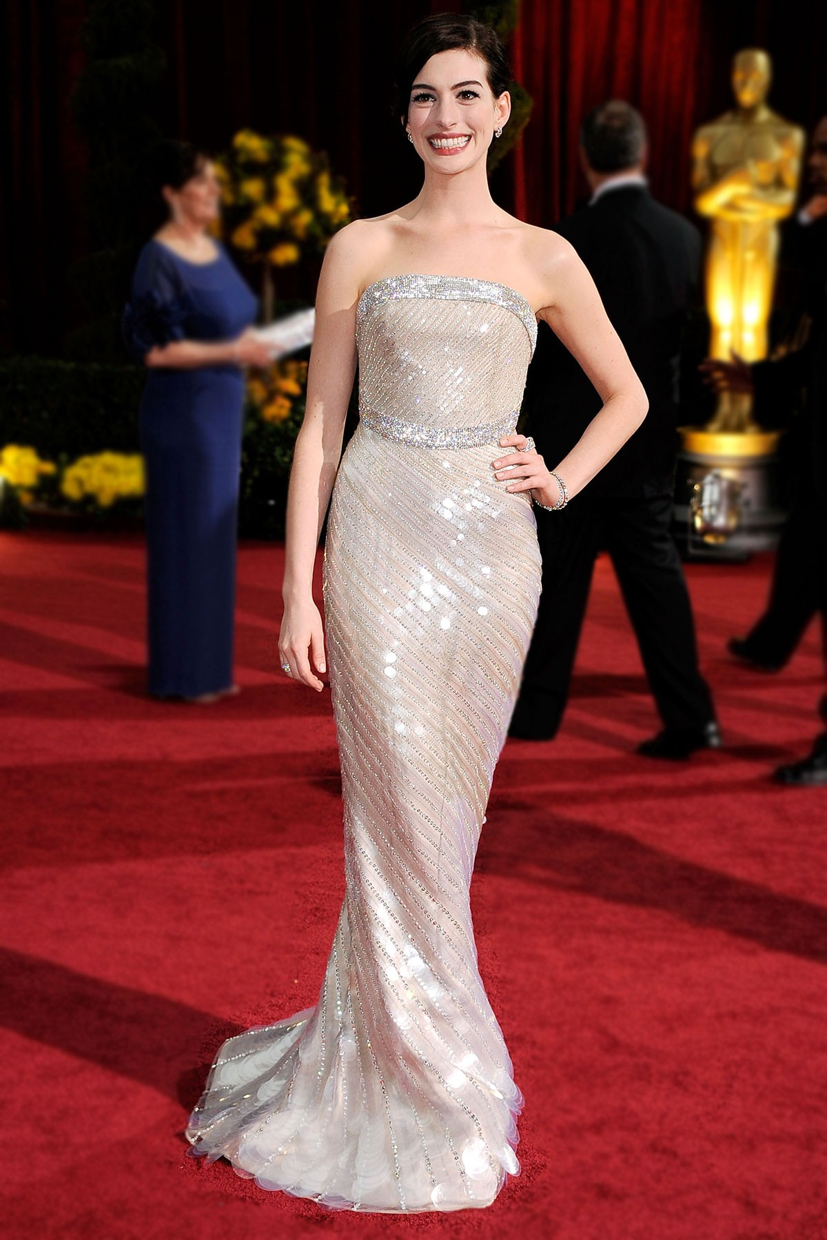 Anne Hathaway (Foto: Getty Images)