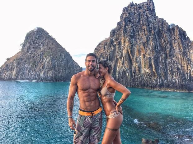Erasmo Viana e Gabriela Pugliesi (Foto: Instagram / Reprodução)