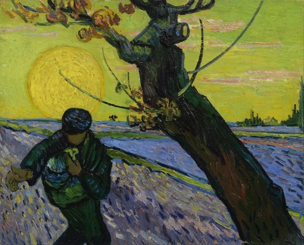 Vincent van Gogh, The Sower (1888) (Foto: Divulgação)