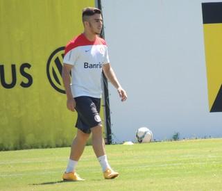 Andrigo atacante Inter (Foto: Tomás Hammes / GloboEsporte.com)
