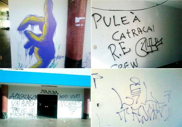 Museu da Cultura Popular foi alvo de vandalismo  (Foto: Divulgação/Prefeitura de Natal)