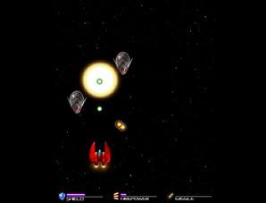 Starfire - jogo de nave
