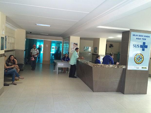 Casa de Saúde foi reaberta em outubro do ano passado em Mossoró (Foto: Felipe Gibson/G1)
