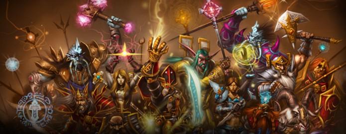Raid pode juntar até 40 jogadores em uma única estância (Foto: Reprodução / wowwiki.com)