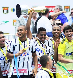 corinthians campeão copa sp (Foto: Marcos Ribolli)
