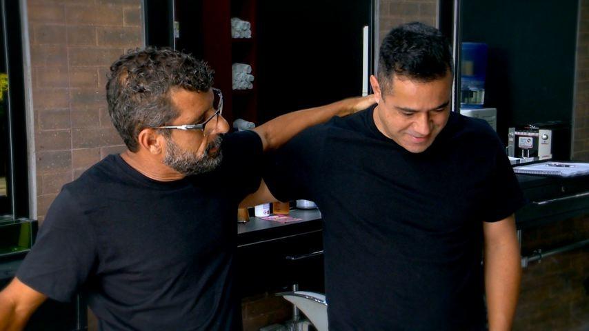 Empreendedores de coragem, no ESTV 1ª Edição (Foto: Divulgação/ TV Gazeta)