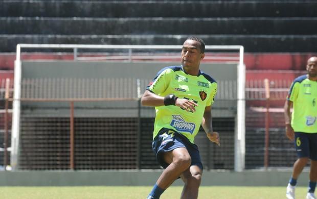 ailton sport (Foto: Aldo Carneiro/ Pernambuco Press)