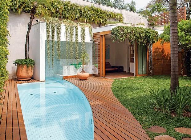 piscina-paisagismo-Jorge-Siemsen (Foto: Edu Castello/Editora Globo)