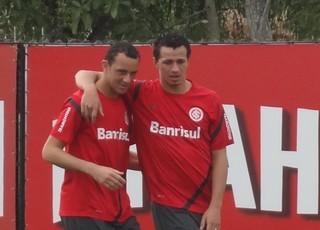 Damião Josimar Inter (Foto: Tomás Hammes / GLOBOESPORTE.COM)