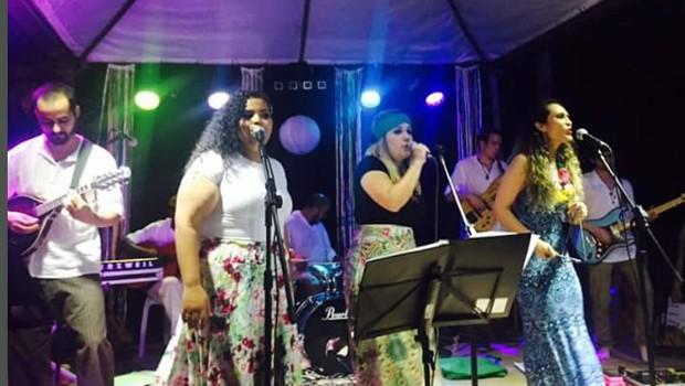 Coletivo Três Marias apresenta show 'Samba, Rock e outras delícias' (Foto: Divulgação)
