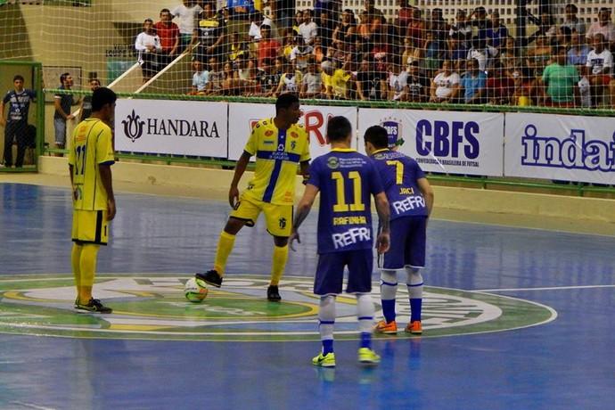 Parma x Horizonte - Taça Brasil (Foto: Reprodução)