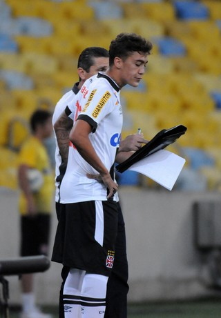 Romarinho Vasco (Foto: André Durão / GloboEsporte.com)