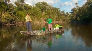Barco Amazonia (Foto: Toni Mendes - TG)