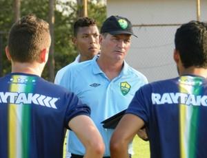 mazola junior técnico do cuiabá esporte clube (Foto: Assessoria/Cuiabá Esporte Clube)