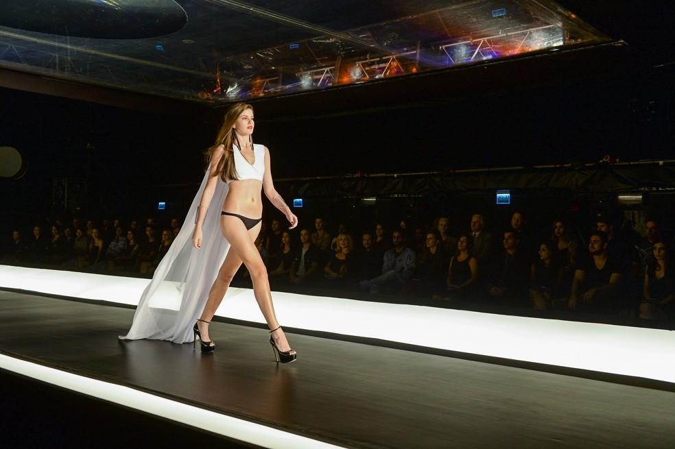 Novela abordava o lado obscuro do mundo da moda (Foto: Estevam Avellar/Globo)