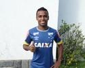 Cruzeiro se reapresenta com meia liberado do DM e dispensa de volante