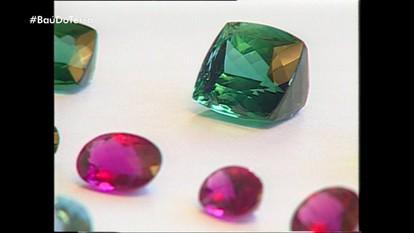 'Baú do Terra' relembra reportagem sobre pedras preciosas de Minas Gerais