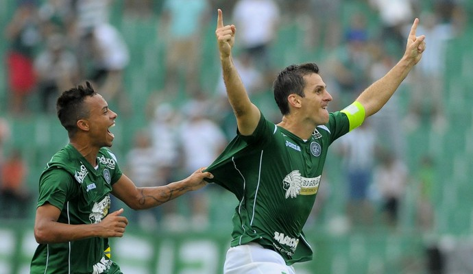 Guarani x União Barbarense Fumagalli (Foto: Rodrigo Villalba / Guarani FC)