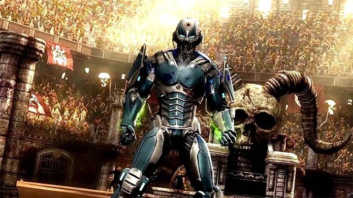 Cyber Sub-Zero em Mortal Kombat 9 (Foto: Divulgação)