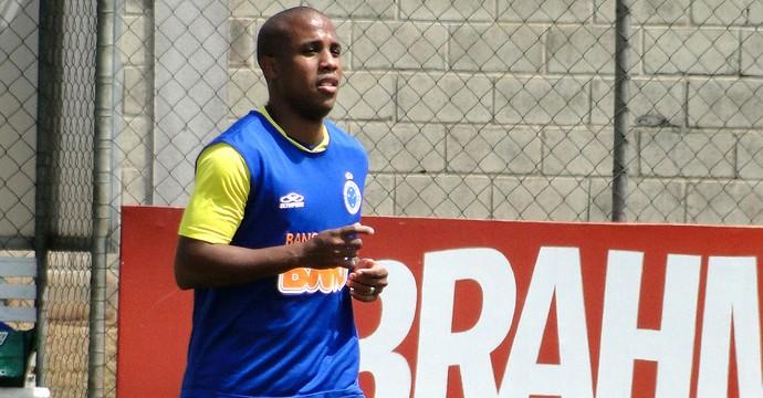Borges cruzeiro treino (Foto: Gabriel Duarte)