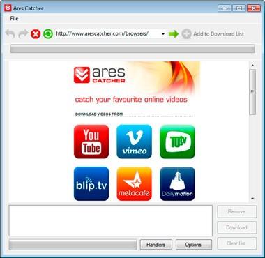 Baixar Programa Ares Para Download