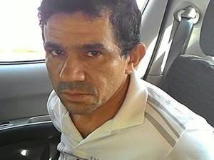 Nilton Rodrigues da Silva é suspeito de cometer vários furtos em Augustinópolis (Foto: Divulgação/PM-TO)