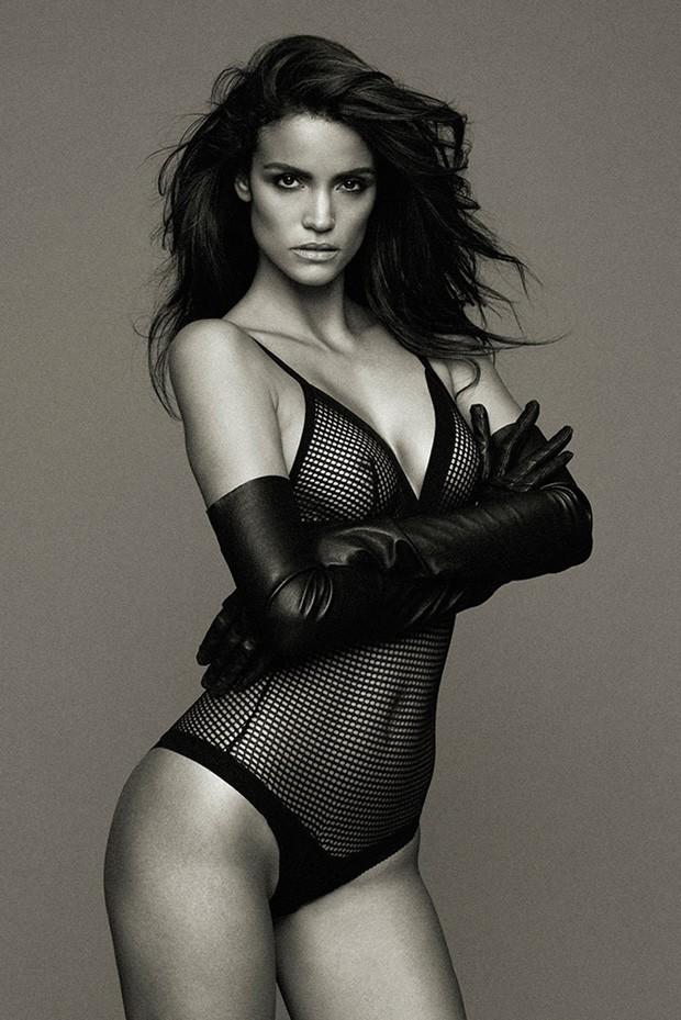 A modelo brasileira Sofia Resing (Foto: Divulgação)