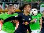 Invicto, RB Leipzig surpreende de  novo e bate o Wolfsburg fora de casa