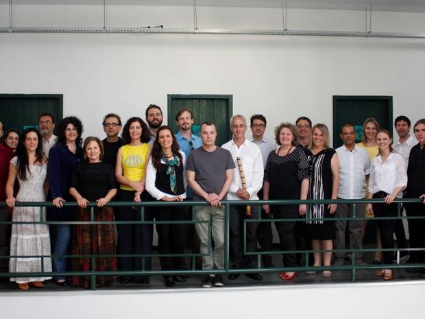 Professores da Udesc participam da 5ª edição do Mosaico Musical (Foto: Débora Rapoport/Divulgação)