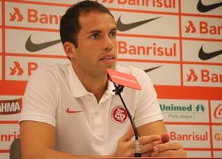 Marcelo Lomba Inter (Foto: Eduardo Deconto/GloboEsporte.com)
