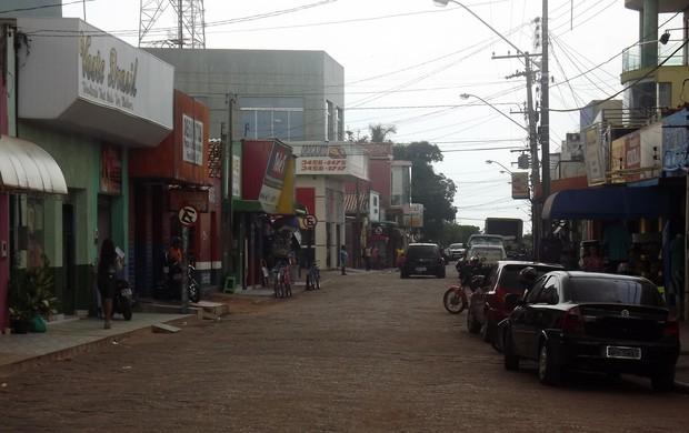 Augustinópolis fica no extremo norte do Tocantins (Foto: Valdir Borges/Jornal Folha do Bico)