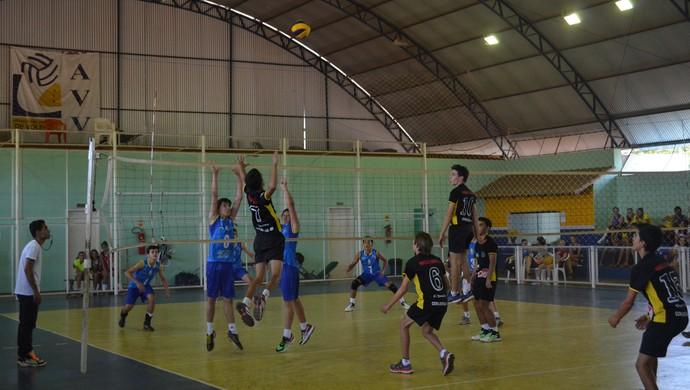 AVV conquista duas vitórias no Joer em Vilhena (Foto: Lauane Sena)
