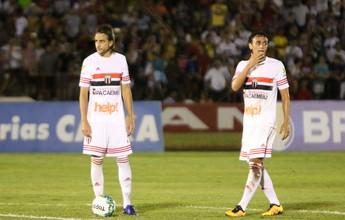 """""""Sem vitória, 0 a 0 era o melhor resultado"""", diz meia do Botafogo-SP"""