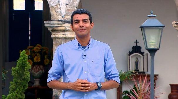 Anderson Barbosa apresenta o Terra Serigy deste sábado, 22 (Foto: Divulgação / TV Sergipe)