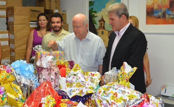 Por mais um ano, TV Sergipe apoia a Campanha Papai Noel dos Correios (Foto: Divulgação / TV Sergipe)