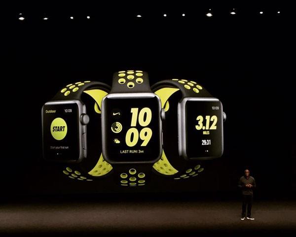 A Apple tem nova parceira: a Nike (Foto: Mari Di Pilla)