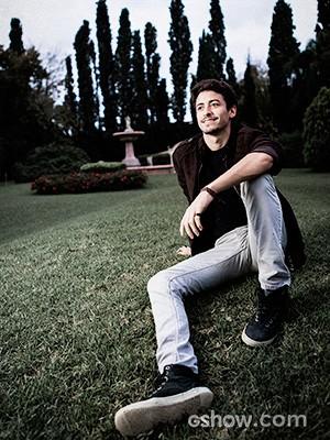 Jesuita ganhou o prêmio de melhor ator no Festival do Rio 2013 (Foto: Fábio Rocha / TV Globo)
