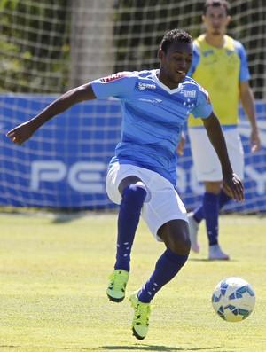 Marquinhos, do Cruzeiro (Foto: Washington Alves/Light Press/Cruzeiro)