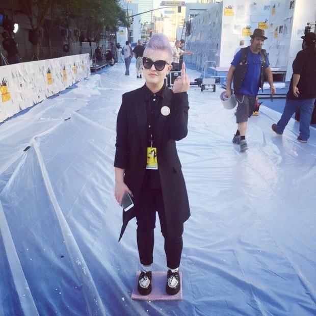 Kelly Osbourne (Foto: Instagram / reprodução)