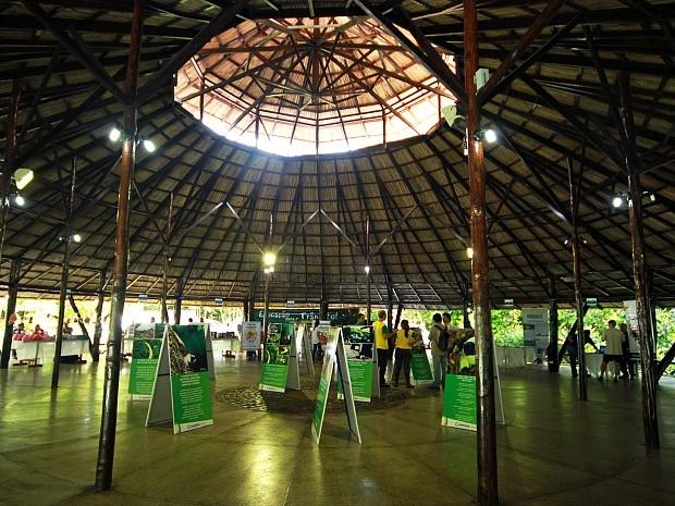 Parque do Mindu é aberto para visitação (Foto: Tácio Melo/Semcom)