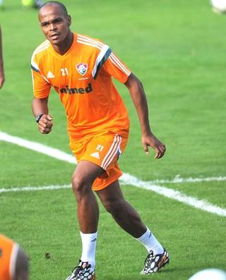 Henrique Treino Fluminense (Foto:  Moyses Ferman / Photocamera)